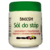 BingoSpa Salt For Feet With Horse Chestnut Extract 550 g  املاح للقدم بخلاصة الكستناء