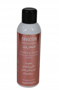 BingoSpa Nourishing Cream For Skin With Pigmentation Disorder Artline 135g  كريم مرطب لأضطراب تصبغات البشرة